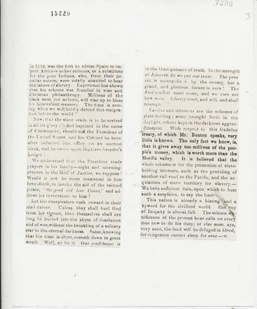 Frederick Douglass' Paper - May 26, 1854