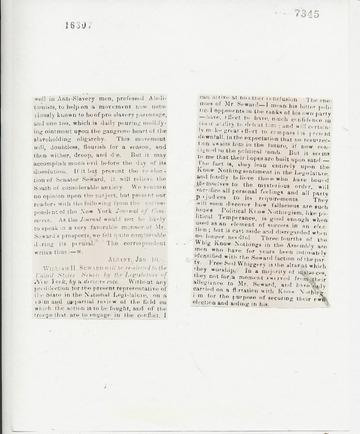 Frederick Douglass' Paper - January 26, 1855