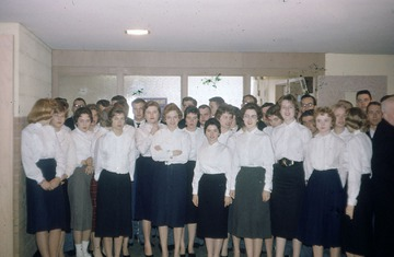 University of Detroit Chorus Collection: Tawas