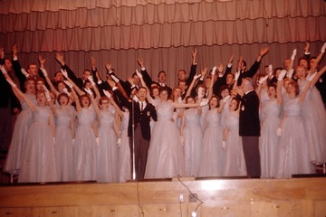 University of Detroit Chorus Collection: Student Union Performance