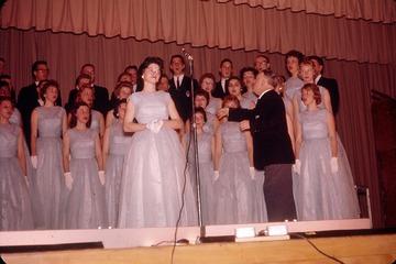 University of Detroit Chorus Collection: Student Union Performance