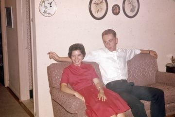 University of Detroit Chorus Collection: Kathy Moore's Party 1962