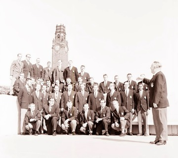 University of Detroit Chorus Collection: Glee Club 1963