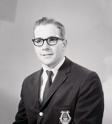 University of Detroit Chorus Collection: Quintones - 1964
