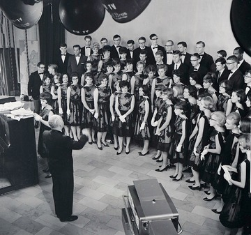 University of Detroit Chorus Collection