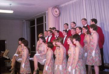 University of Detroit Chorus Collection: Singing Titans 1966