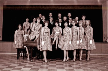 University of Detroit Chorus Collection: Singing Titans 1966