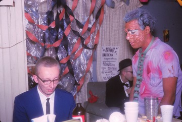 Halloween at Doughty's 1965