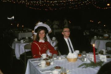 University of Detroit Chorus Collection: Madrigal Dinner - 1965