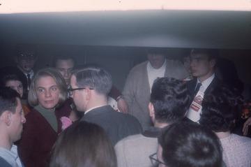 University of Detroit Chorus Collection: Andi Bates Party 1966
