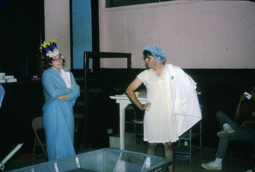University of Detroit Chorus Collection: Chorus Camp - 1966