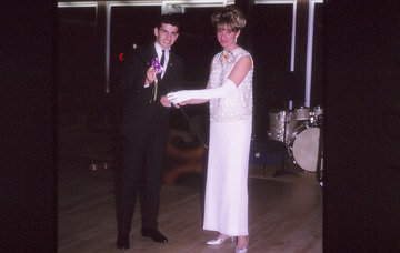 University of Detroit Chorus Collection: Dinner Dance 1966
