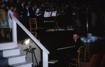 University of Detroit Chorus Collection: Cleveland Concert - 1967