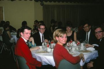 University of Detroit Chorus Collection: Dinner Dance - 1967