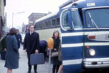 University of Detroit Chorus Collection: Tiffin, Ohio - 1967