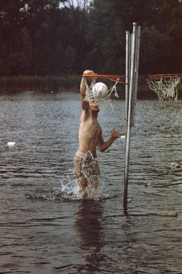University of Detroit Chorus Collection: Chorus Camp - 1968