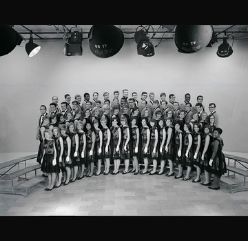University of Detroit Chorus Collection: Chorus - 1968