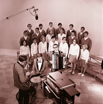 University of Detroit Chorus Collection: Chorus - 1968