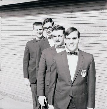 University of Detroit Chorus Collection: The Four Fs - 1968
