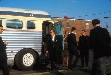 University of Detroit Chorus Collection: Spring Tour - 1968
