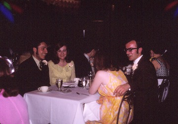 University of Detroit Chorus Collection: Dinner Dance - 1969