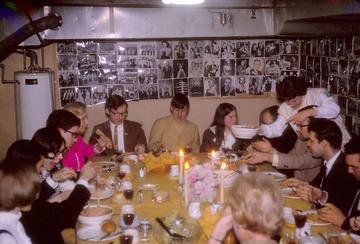 University of Detroit Chorus Collection: Chorus Party - 1969