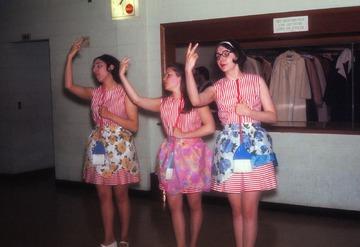 Chorus Rehearsal - 1970