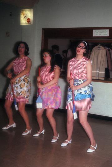 University of Detroit Chorus Collection: Chorus Rehearsal - 1970