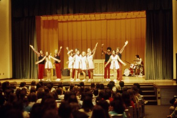 University of Detroit Chorus Collection: Spring Tour - May, 1975