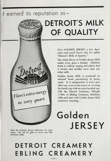 University of Detroit Football Collection: University of Detroit vs. Texas Tech Program
