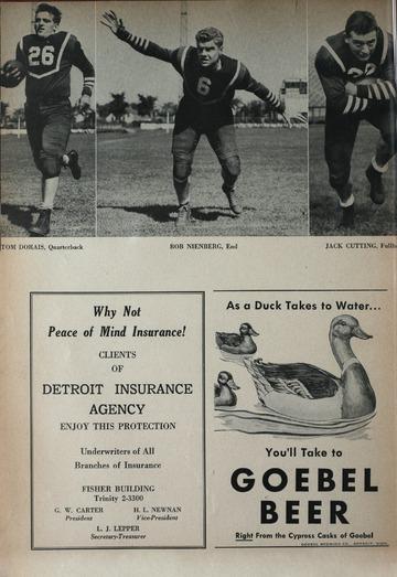 University of Detroit vs. Wayne University Program