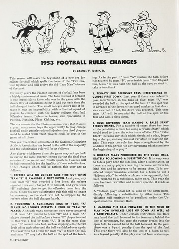 University of Detroit Football Collection: University of Detroit vs. Fordham University Program