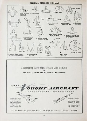 University of Detroit vs. Air Force Academy Program