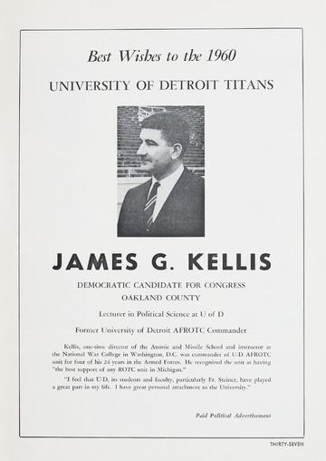 University of Detroit Football Collection: University of Detroit vs. Dayton