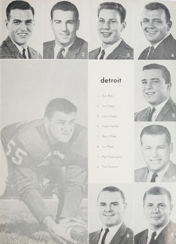 University of Detroit Football Collection: University of Detroit vs. Army