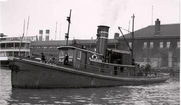 Fr. Edward J. Dowling, S.J. Marine Historical Collection: Abner C. Harding