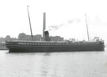 Fr. Edward J. Dowling, S.J. Marine Historical Collection: Alberta
