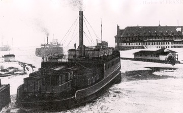 Fr. Edward J. Dowling, S.J. Marine Historical Collection: Ann Arbor No.1