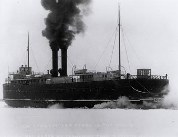 Fr. Edward J. Dowling, S.J. Marine Historical Collection: Ann Arbor No. 5