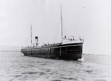 Fr. Edward J. Dowling, S.J. Marine Historical Collection: Athabaska
