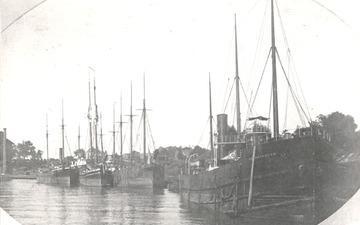 Fr. Edward J. Dowling, S.J. Marine Historical Collection: Bannockburn