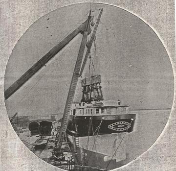 Fr. Edward J. Dowling, S.J. Marine Historical Collection: Bennington