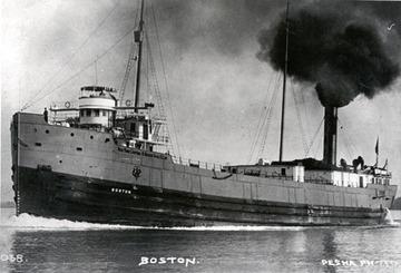 Fr. Edward J. Dowling, S.J. Marine Historical Collection: Boston