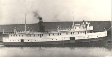 Fr. Edward J. Dowling, S.J. Marine Historical Collection: Caribou