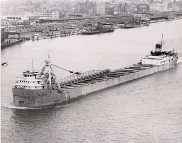 Fr. Edward J. Dowling, S.J. Marine Historical Collection: Carl D. Bradley