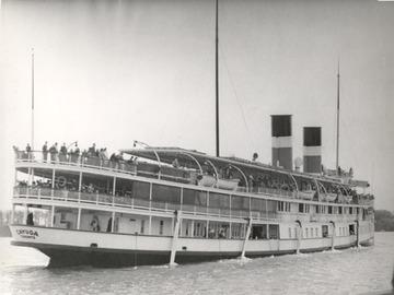 Fr. Edward J. Dowling, S.J. Marine Historical Collection: Cayuga