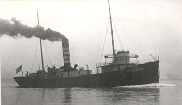 Fr. Edward J. Dowling, S.J. Marine Historical Collection: Chemung