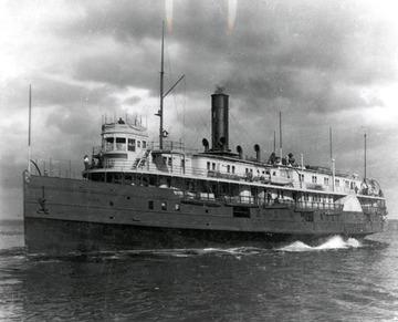 Fr. Edward J. Dowling, S.J. Marine Historical Collection: City of Alpena