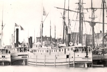 Fr. Edward J. Dowling, S.J. Marine Historical Collection: City of New York