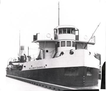 Fr. Edward J. Dowling, S.J. Marine Historical Collection: William H. Daniels
